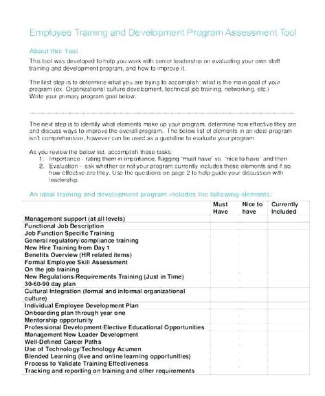 Training Checklist Template Excel Elegant New Employee Checklist