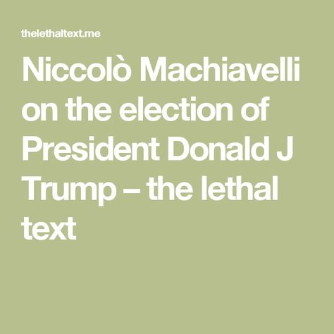 Top quotes by Niccolo Machiavelli-https://s-media-cache-ak0.pinimg.com/474x/16/a3/da/16a3daba6274db27d25d3a74b754fe21.jpg