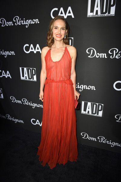 Natalie Portman attends  the 2018 LA Dance Project Gala.