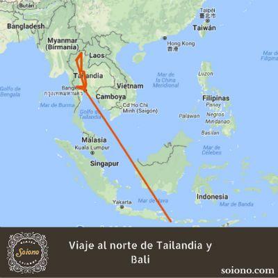 Viaje Al Norte De Tailandia Y Bali Viajes A Tailandia Bali Y