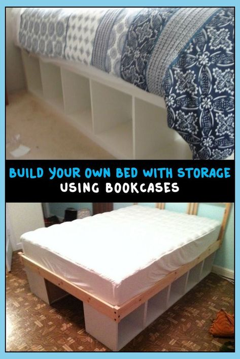 How to develop a lovely DIY bed frame & wood headboard quickly. Free strategy & variations on king, best natural wood finishes, and still more! #bedro...