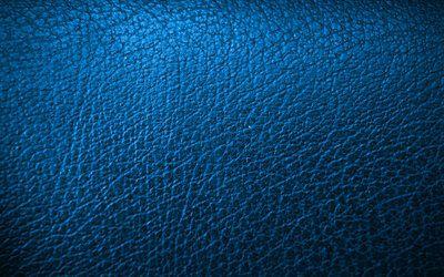 تحميل خلفيات الجلد الأزرق الخلفية 4k أنماط الجلود جلدية القوام الفيروز جلدية الملمس الخلفيات الزرقاء جلد الخلفيات ماكرو الجلود Besthqwallpapers Com
