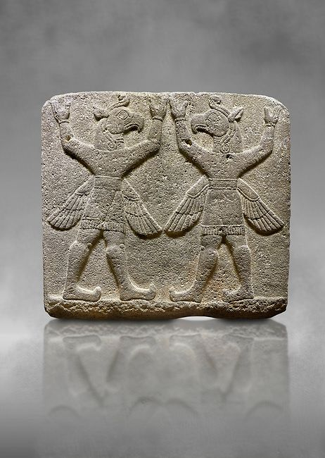 Hittite relief sculpted orthostat stone panel of Herald's Wall. Winged  Griffin. 900 x 700 BC. Karkamıs, Carche… | Relief sculpture, Ancient  mesopotamia, Ancient art