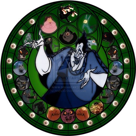 Hades stained glass by jeorje90 on DeviantArt