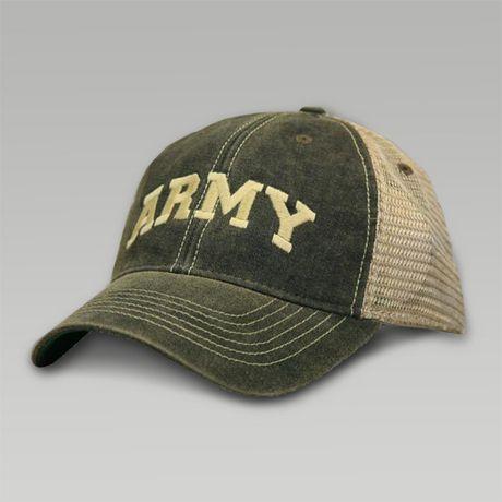 ARMY Baseball Caps - Black d8b5bdd2bc92