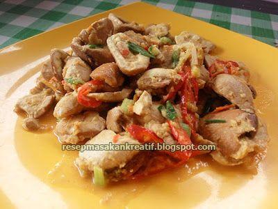 Resep Tumis Picung Kluwek Praktis Masakan Sunda Resep Masakan Masakan Resep