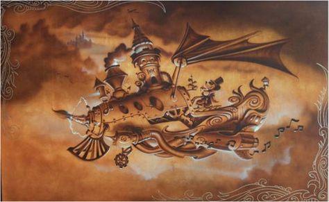 Steampunk Tendencies | Noah-steampunk-mechnical-kingdoms