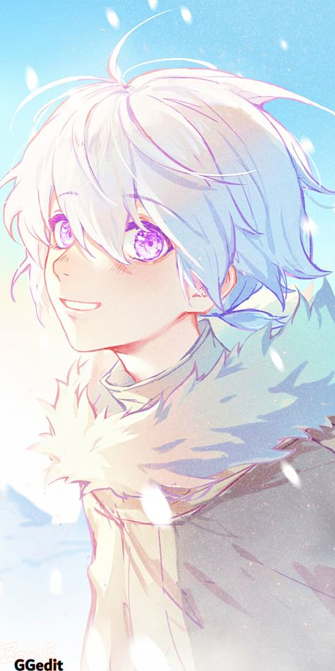 Fushi • To Your Eternity