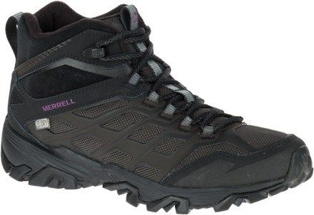Merrell Moab FST Ice+ Thermo Winter Hiking Boots Women's