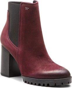 Botki Wojas Z Nubuku Boots Ankle Boot Shoes