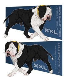 Rio Grande Bullz User Profile Deviantart In 2020 Dog Drawing Big Dogs Dog Cat