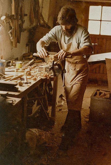 Furniture Maker ~ Dennis Young