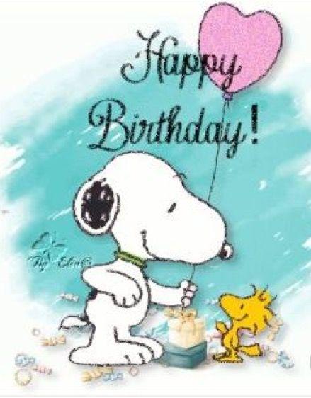 Pin By Sue Batsky On Happy Birthday Snoopy Birthday Happy