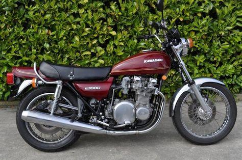 Kawasaki Z1000 For Sale In Kilkenny On Vintage Bikes