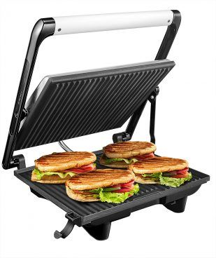 Top 13 Best Sandwich Makers Of 2020 Reviews 5ProductReviews | Sandwich  makers, Gourmet sandwiches, Pressed sandwich