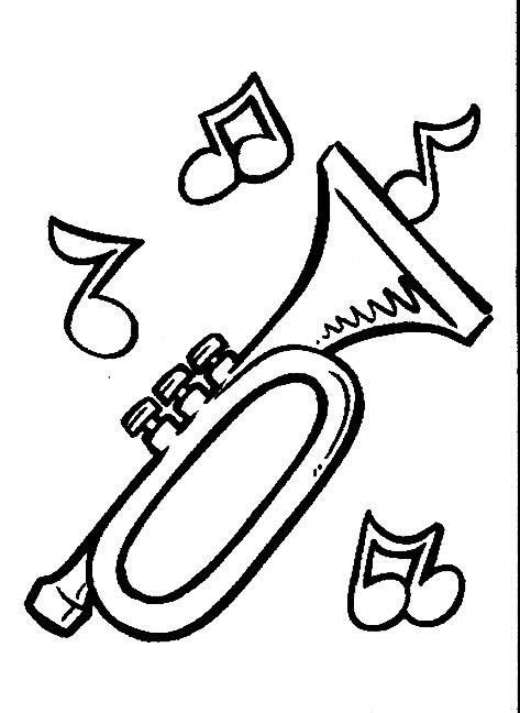 Menta Mas Chocolate Recursos Y Actividades Para Educacion In Dibujos De Instrumentos Musicales Notas Musicales Para Colorear Paginas Para Colorear Para Ninos