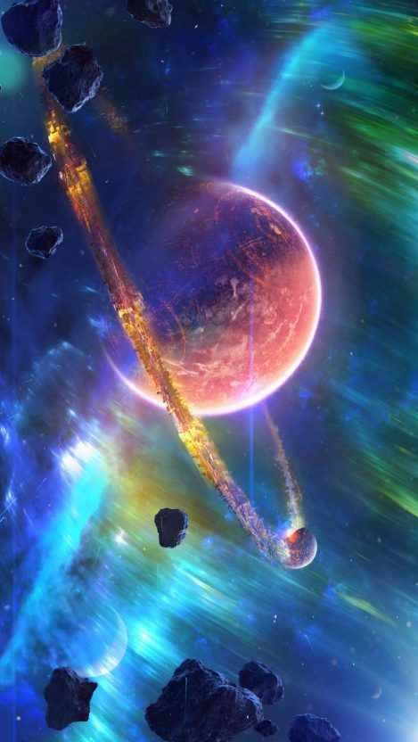 Space Wallpapers - iPhone Wallpapers