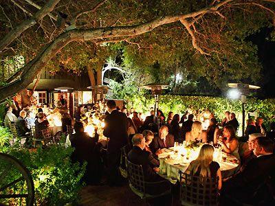 Saddle Peak Lodge Calabasas San Fernando Valley Wedding Locations Reception Venues 91302