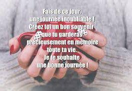 Message Damour Pour Dire Bonjour Message Bonjour Mon
