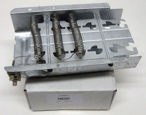 Wp3403591 Whirlpool Kenmore Dryer Heating Element Heater 110v