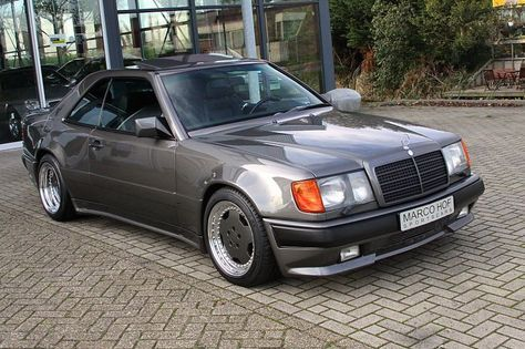5-Speed Six Liter: 1988 AMG Hammer Widebody Coupe | AMG | Mercedes