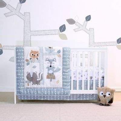 Crib Bedding Sets, Woodsy Crib Bedding