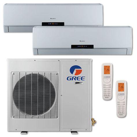 Gree Mini Split A C Systems Heat Pump System Heat Pump Split System