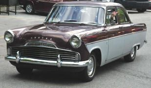 1956 1962 Ford Zodiac Classic British Ford Cars For Sale In Usa