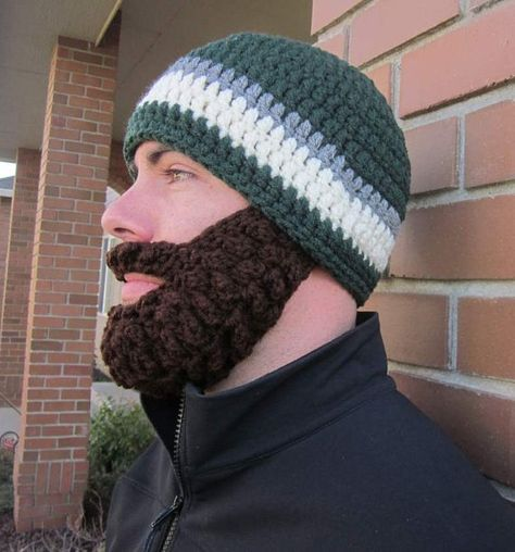 I HAVE to get this for Jay!  It would be the closest he could ever get to growing a beard!