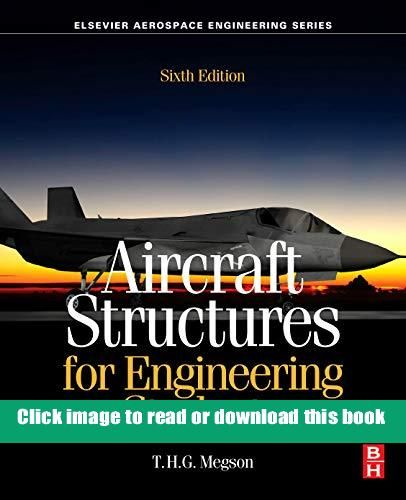 Pdf Aircraft Structures For Engineering Students Book Pdf Free Download Aircraft Structure Engineering Student Engineering