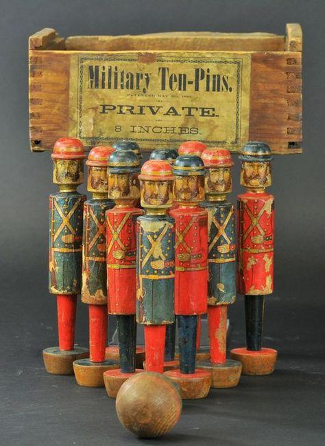 Victorian toy.: