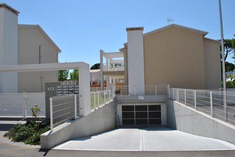 #Edilizia residenziale - #Condominio C2 Parco Fiorito a # ...