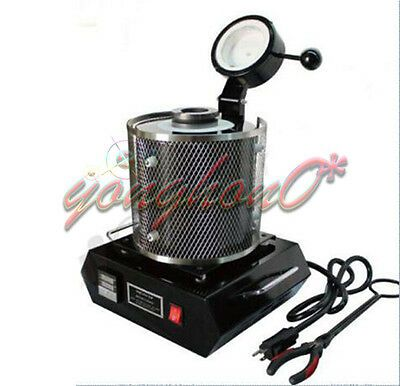 Details About Digital 2kgs Kilo Auto Gold Melting Furnace Crucible Furnace Melt Machine Buying Jewelry