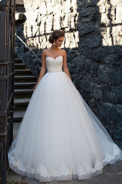 Milla Nova Wedding Dress - Popular On Pinterest: Wedding Dresses That Have Been Pinned Over 10,000 Times - Photos