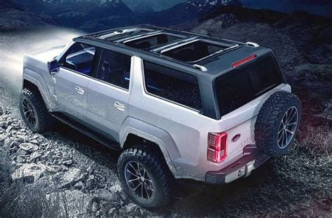If You Are Looking For 2021 Ford Bronco Four Door Changes Specs