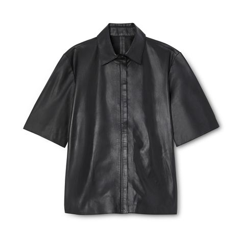 Taylor Boy Leather Shirt