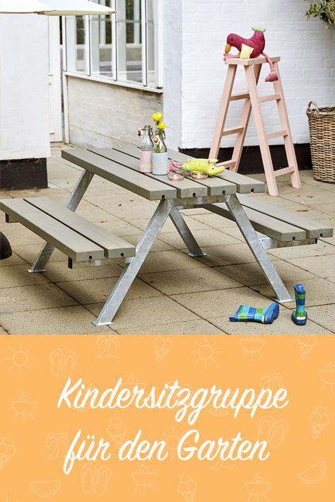 Kindersitzgruppe Sitzbank Holz Holzmobel Fur Den Garten