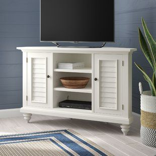 Corner Tv Stand For 55 Inch Tv Wayfair Wood Entertainment