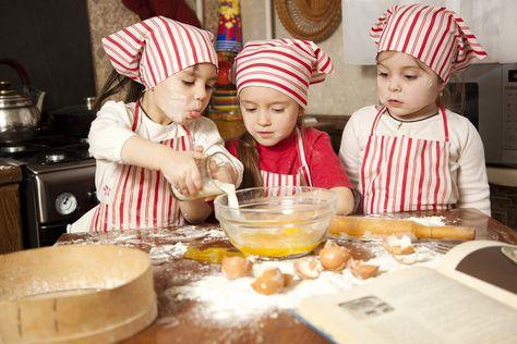 Atelier Cuisine Pour Enfants In 2020 Met Afbeeldingen
