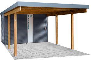 Holz Carport Small House Exteriors Carport Designs Carport With Storage