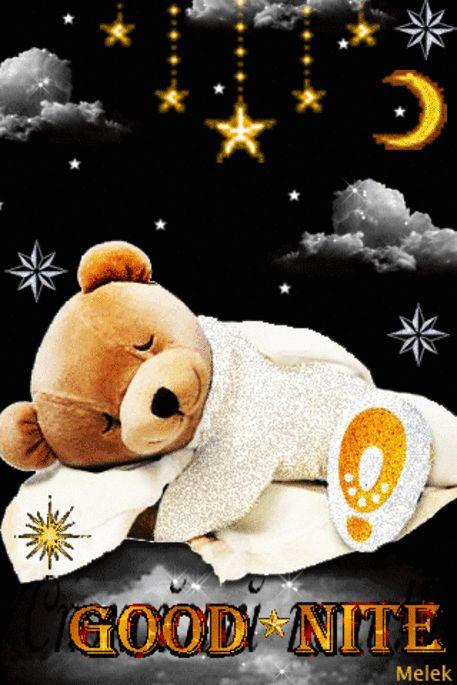 Good Nite Teddy Bear