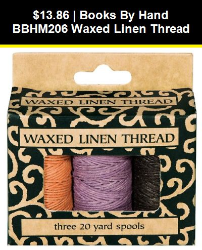 Linen Thread Unwaxed Nat 4oz