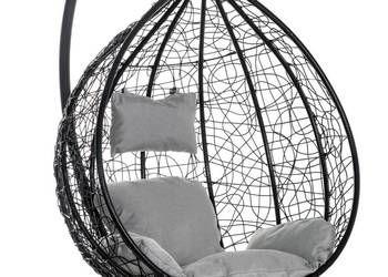 Bujak Ogrodowy Fotel Wiszacy Xl Xxl Hustawka Kokon Komplet Hanging Chair Furniture Decor