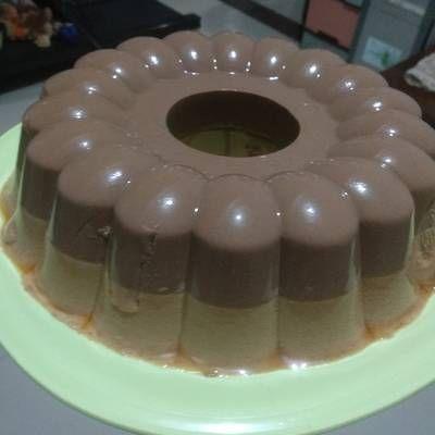 Resep Puding Santan Cokelat Kopi Keto Oleh Ikalisna Cookpad Resep Cokelat Puding