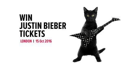 Win Justin Bieber Tickets with TuneMoji