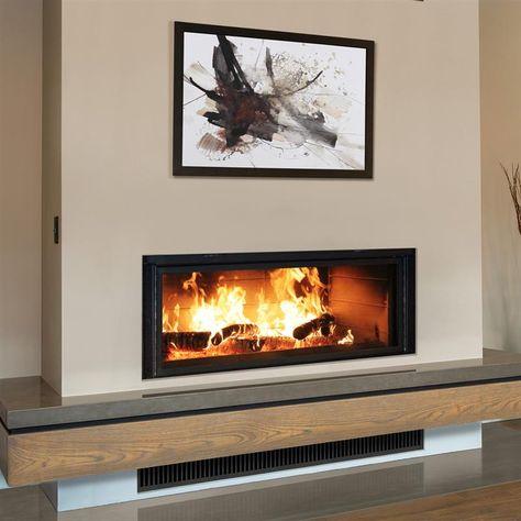 Renaissance Linear 50 Fireplace Family Room Fireplace