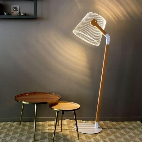 bulbing lampadaire ziggi lampe sur