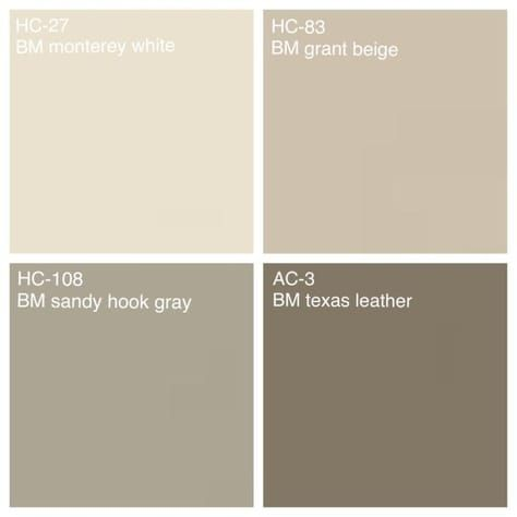 Insomma, un ventaglio di nuance calde e fredde, chiare e scure: Galleria Foto Pareti Color Tortora Foto 3 Exterior Paint Colors For House Garage Paint Colors Paint Colors For Home