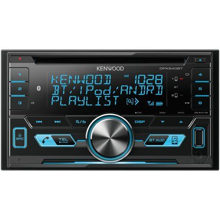 Kenwood Dpx540bt Double-Din In-Dash Am/fm Media Receiver ... on kenwood instruction manual, kenwood remote control, kenwood power supply, kenwood wiring-diagram, kenwood ddx6019,