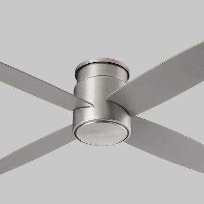 The Oslo Flush Mount Ceiling Fan By Oxygen Lighting Is A Ceiling